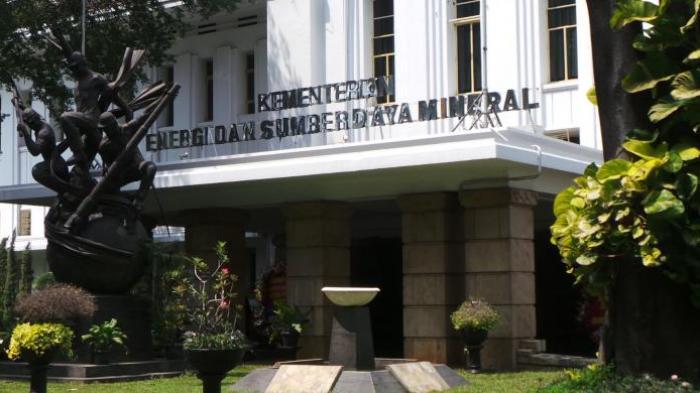 Kantor Kementerian ESDM. | Foto : Istimewa.