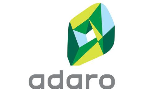 Logo Adaro|Foto : Istimewa