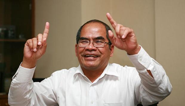 Kepala SKK Migas Amien Sunaryadi. | Foto: Tempo.co.