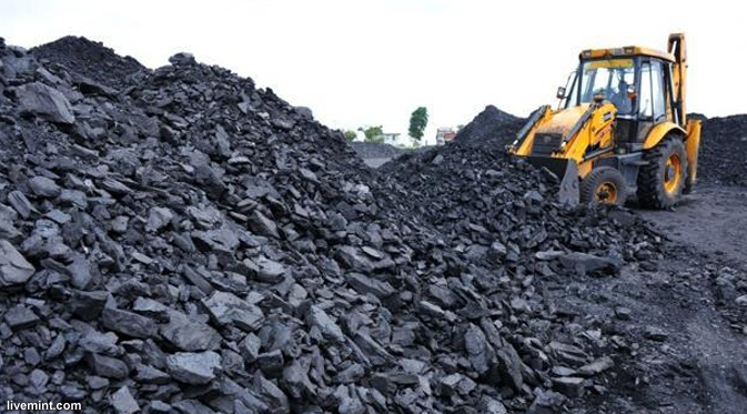 Ilustrasi tambang batubara. (Foto: Istimewa)