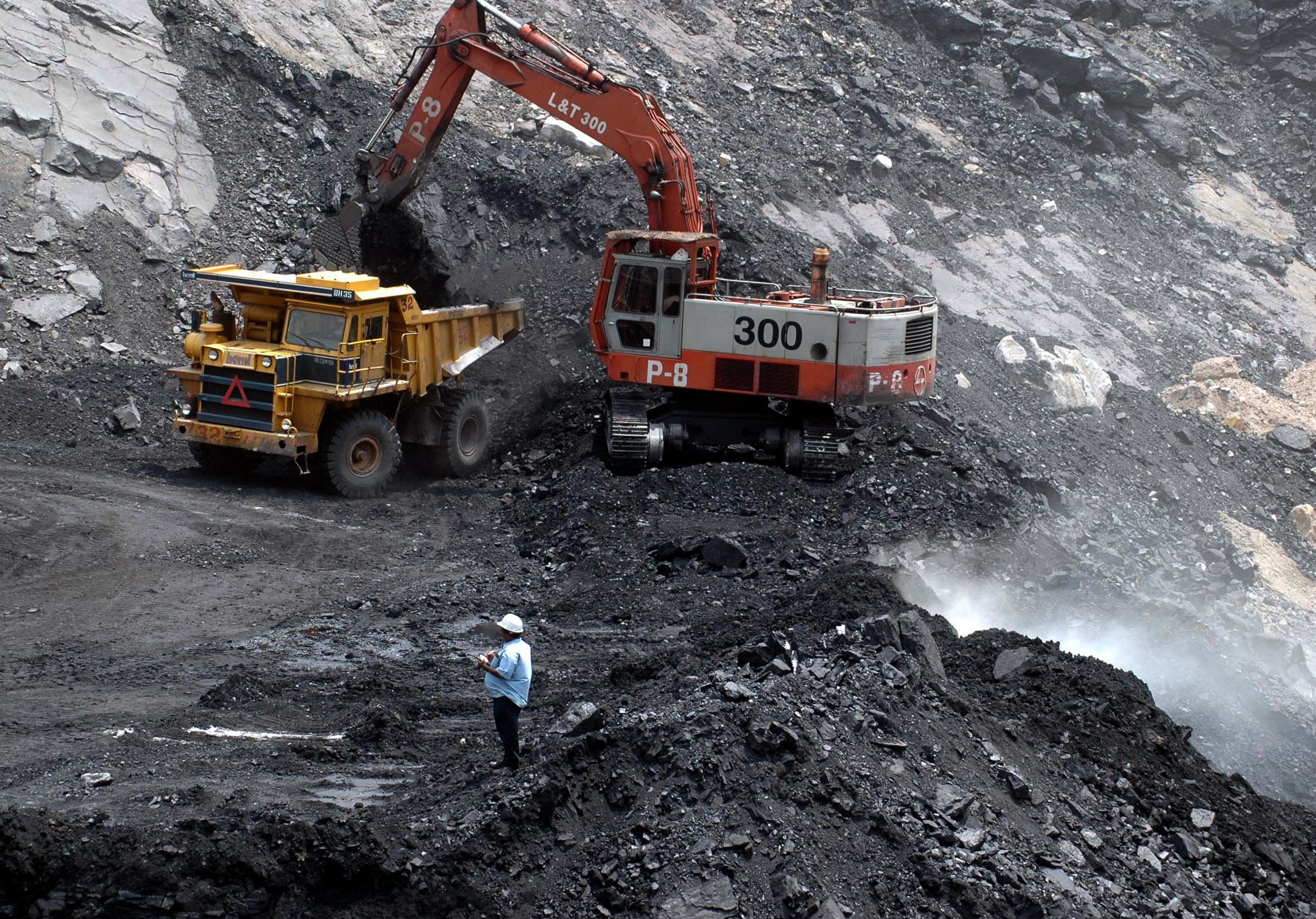 Penambangan batubara. (Foto: Istimewa)