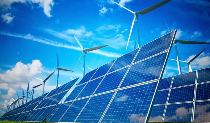 Ilustrasi energi terbarukan. (Foto: Istimewa)