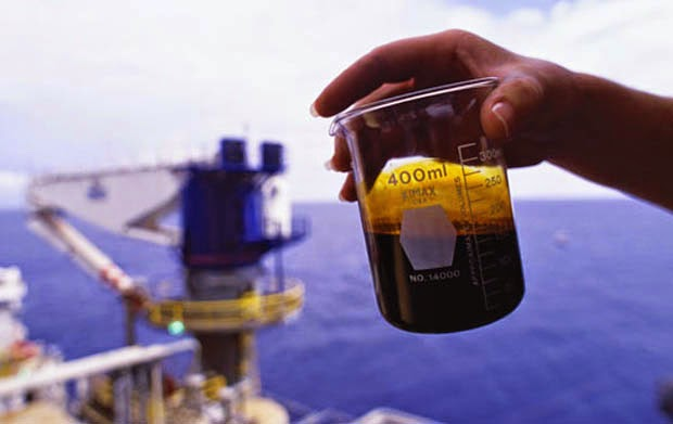 Ilustrasi minyak. | Foto: Istimewa.