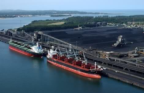 Pelabuhan Batubara (Foto: Istimewa)