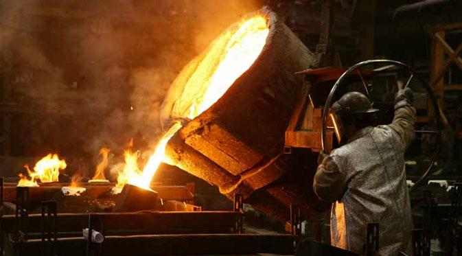 Ilustrasi smelter | Foto : Istimewa