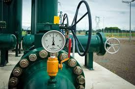 Ilustrasi gas.