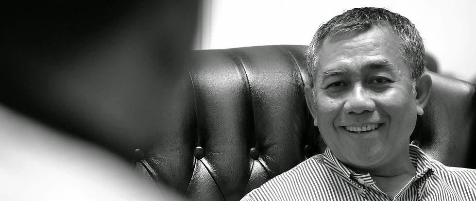 Andy Noorsaman Sommeng. | Foto : Istimewa.