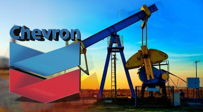 Ilustrasi Chevron. (Foto: Istimewa)
