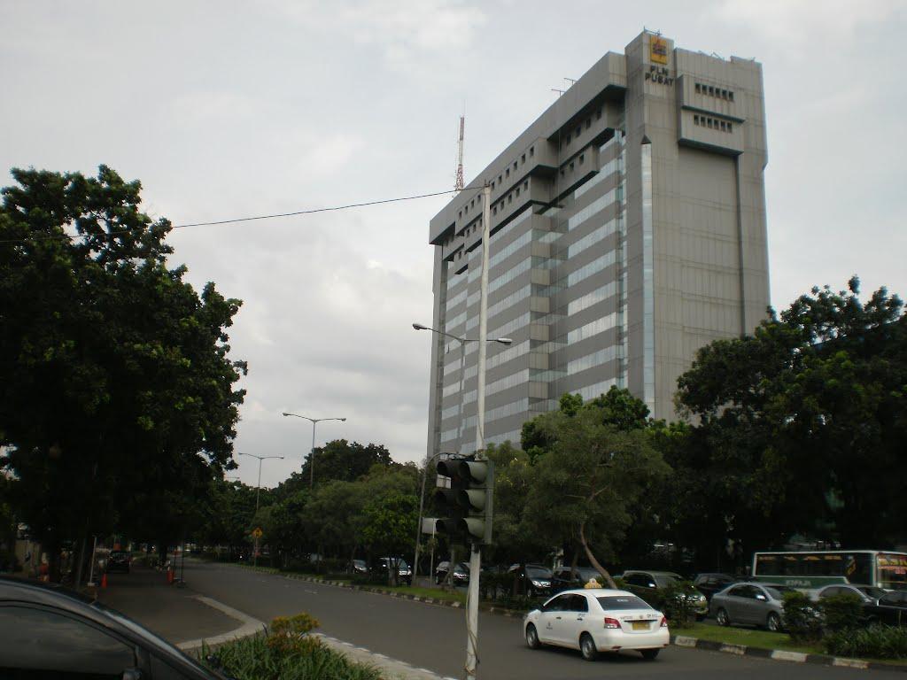 Kantor pusat PLN | Foto : Istimewa
