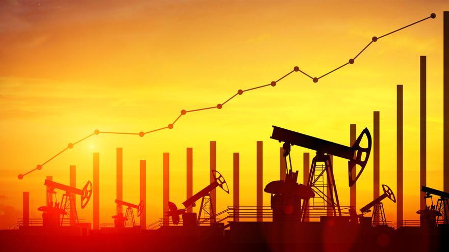 Ilustrasi minyak. (Foto: Istimewa)