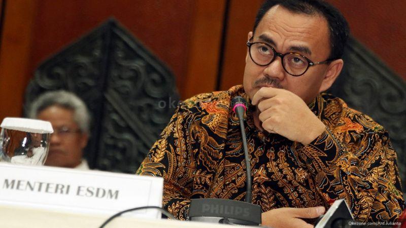 Menteri ESDM Sudirman Said. (Istimewa)