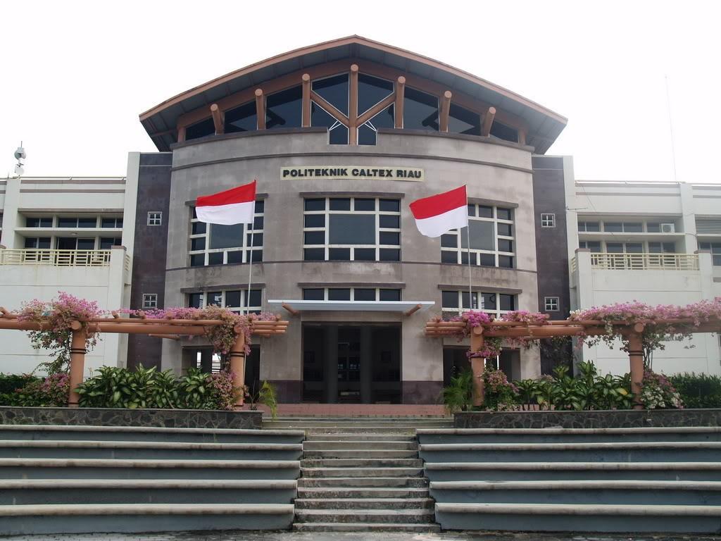 Kampus Politeknik Caltex Riau | Istimewa