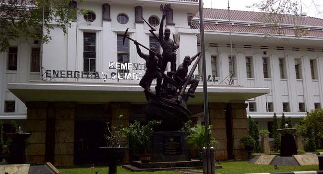 Kementerian ESDM. | Foto : Istimewa.