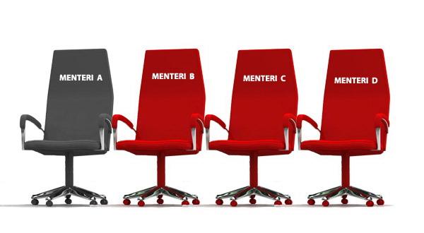 Ilustrasi jabatan menteri. (Foto: Istimewa)