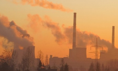 Ilustrasi polusi pembangkit batubara | Istimewa