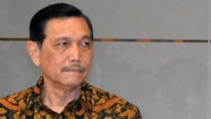 Menteri Koordinator (Menko) bidang Kemaritiman Luhut Binsar Pandjaitan | Istimewa