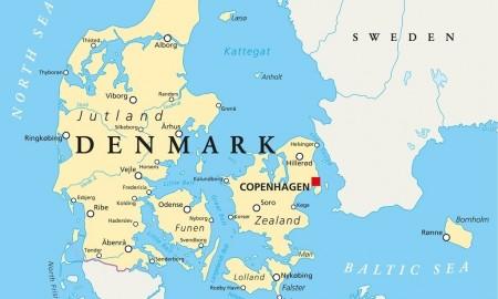 Denmark map   Photos : Specials
