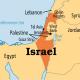 Israel map   Photos : Wikipedia