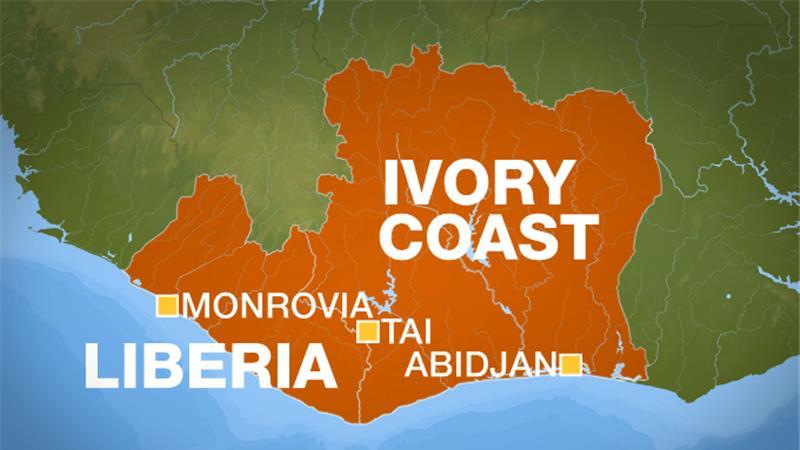 Ivory Coast map | Photos : Al Jazeera