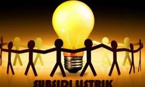 Ilustrasi subsidi listrik. | Foto : Istimewa.