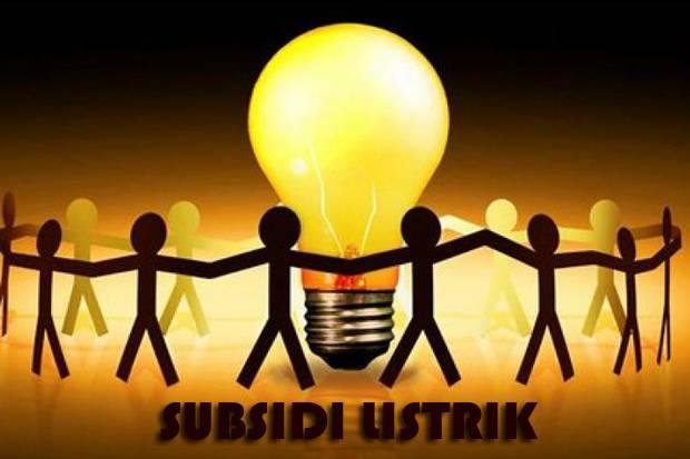 Ilustrasi subsidi listrik | Foto : Istimewa
