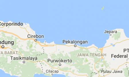 Peta lokasi PT Gasuma Federal Indonesia | Foto : Google