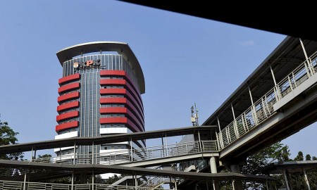Gedung KPK | Foto : Kompas
