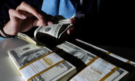 Ilustrasi uang dolar. | Foto : Istimewa.