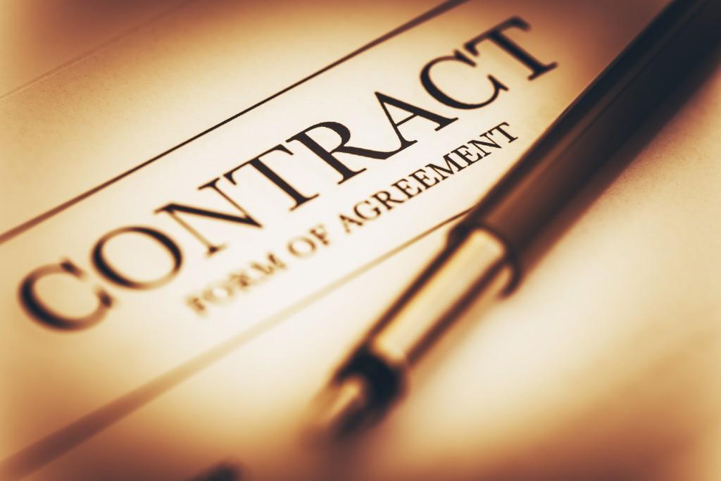Ilustrasi kontrak | Foto : Istimewa