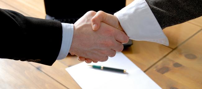 Ilustrasi kontrak. | Foto : Istimewa.
