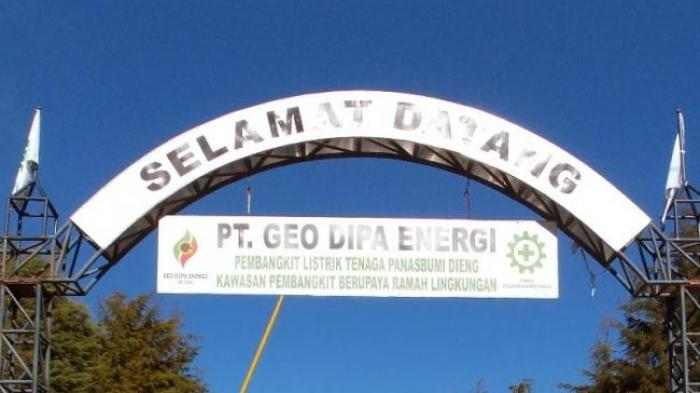 PT Geo Dipa Energi. | Foto : Istimewa.