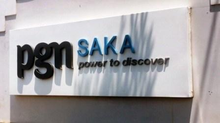 Logo Saka Energi. | Foto : Istimewa.