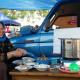 Novayanti Rahman, pengusaha kuliner asal Kabupaten Sidoarjo. | Foto : Istimewa.