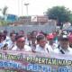Aksi demonstrasi AMT. | Foto : Istimewa.