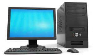 Ilustrasi komputer. | Foto : Headline.