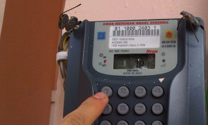Ilustrasi meteran listrik | Foto: Istimewa