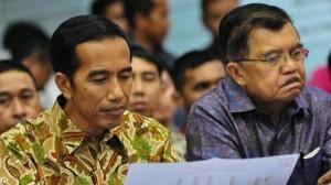 Presiden Joko Widodo dan Wakil Presiden Jusuf Kalla | Foto: Ist