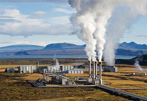 Energi panas bumi. | Foto : Istimewa.