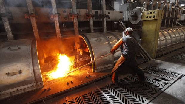 Ilustrasi smelter.| Foto : Istimewa.