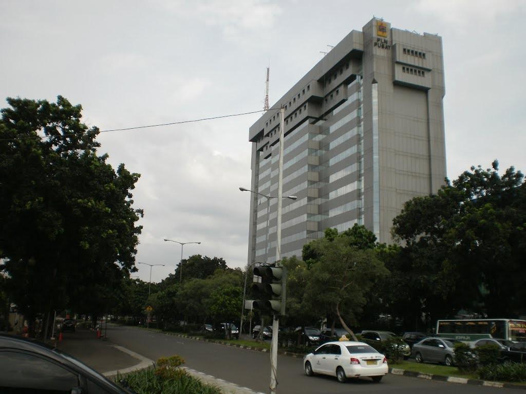 Kantor pusat PLN   Foto : Istimewa