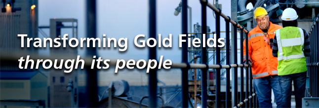 Gold Fields Ltd | Photos : LinkedIn