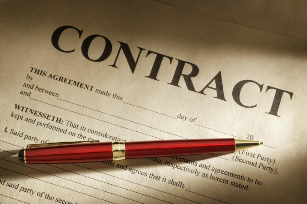 Ilustrasi kontrak | Foto : Istimewa.