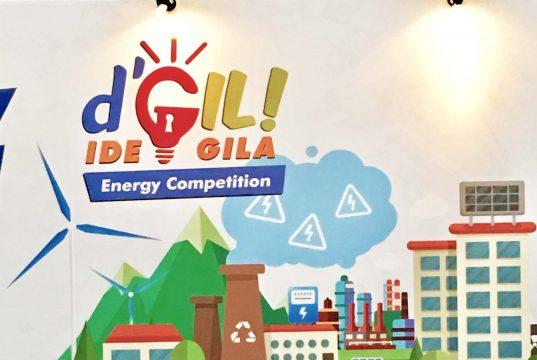 Logo kompetisi 'Ide Gila'. | Foto : Istimewa.